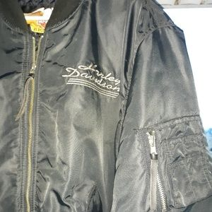 HarleyDavidson Insulated Bomber Jacket MADE IN US